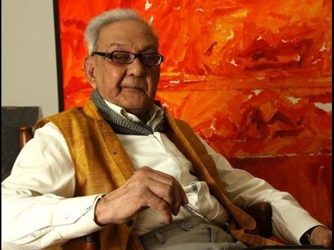 Interview with legendary painter Syed Haidar Raza - Part 1