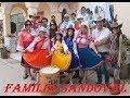San Juanes de la Esperanza 2017- FAMILIA SANDOVAL CON LOS GONZALEÑITOS