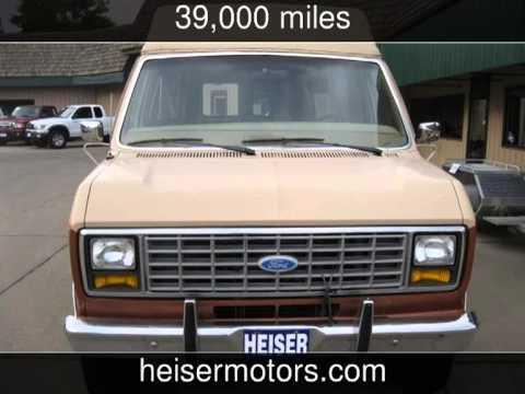1984 ford van used cars dickinson north dakota 2013 10 for Dakota motors dickinson nd