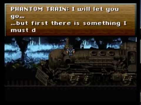 Let's Play Final Fantasy VI Part 6 - Phantom Train