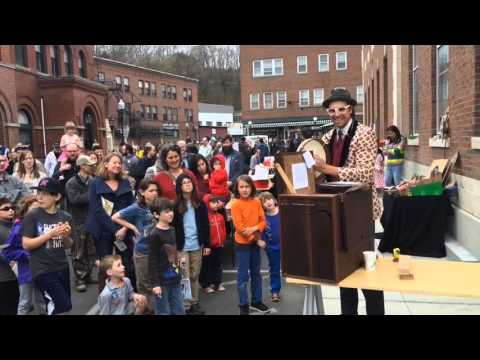 Center for Cartoon Studies 10-year block party