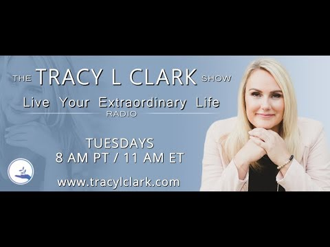 The Tracy L Clark Show: MOVING IN THE GLORY REALMS WITH GUEST JOSHUA MILLS