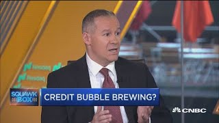 Is a credit bubble brewing?