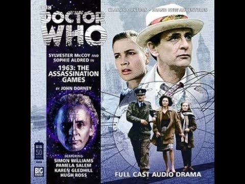 Audio Who  The Assassination Games A Big Finish Review