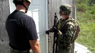 door vs. shotgun