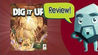 Dig It Up Review - with Zee Garcia