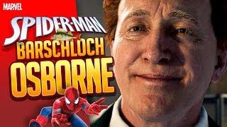 SPIDER-MAN 🕷️ 004: OSBORNE, Du oxidierendes BARSCHLOCH!