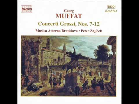 Muffat Concerto Grosso No. 12 in G Major_4th movement