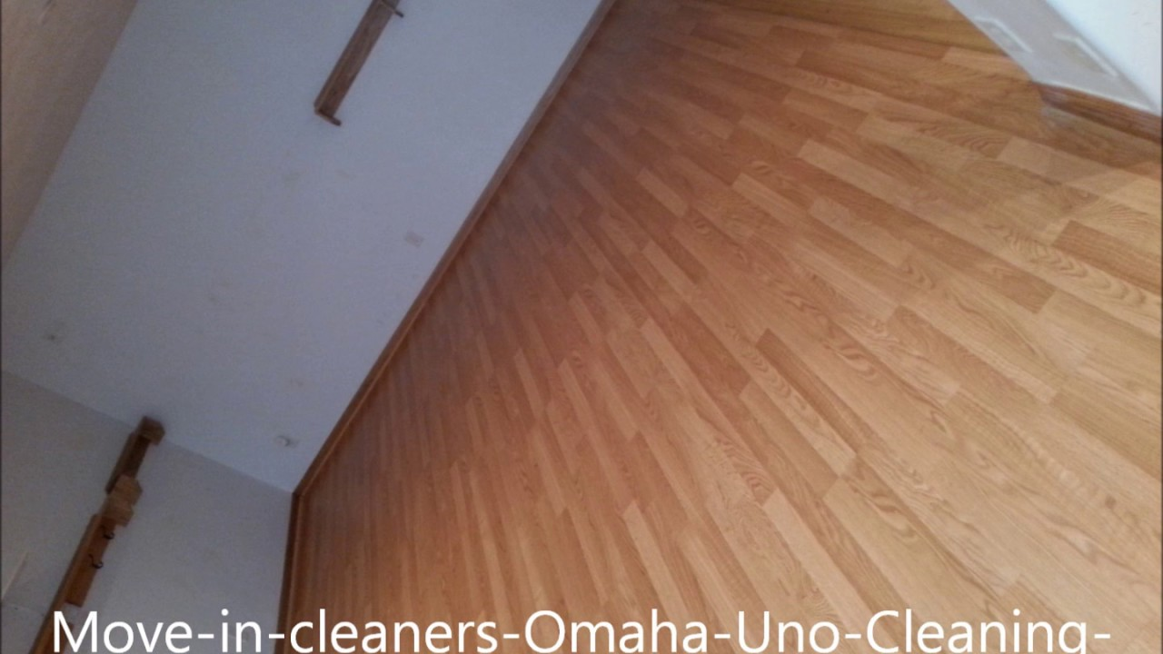 How Much Does House Move In Cleaning Service Cost In Omaha