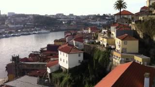 Portugal Must See - Porto - On Top of Ponte D. Luis I Bridge