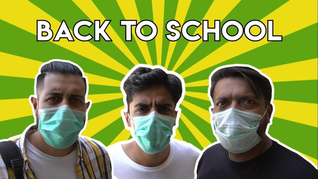 Back To School | Comedy Skit  | Bekaar Films