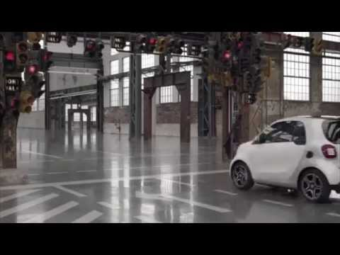 Smart Car Commercial