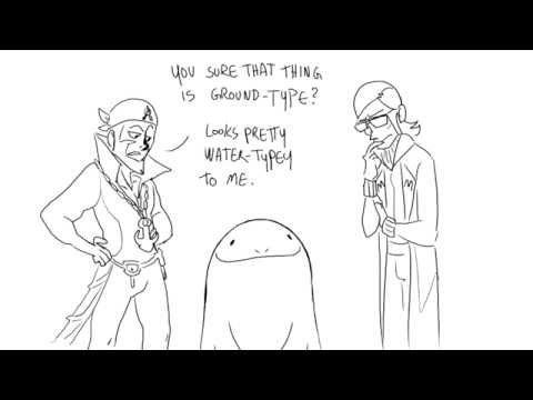 (ComicDub) Archie Maxie on Quagsire