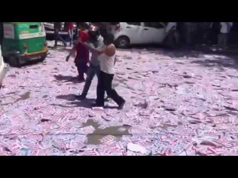 Delhi University Student Union Election Campaigning | DUSU Elections - The Mess they cause