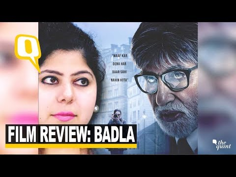 Film Review: Badla | The Quint Mp3