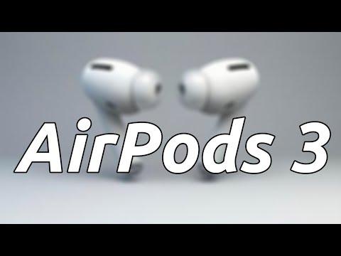 AirPods 3 - ОФИЦИАЛЬНО от Apple! / IPhone SE 2 в 2020 году!