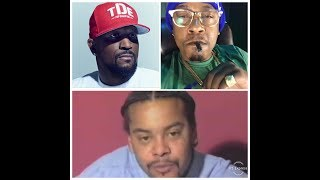 "Spider Loc on Top Dawg TDE ,Suga Free Buying Spider Loc's ""California"" Feat. 50 Cent Beat"