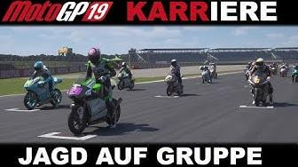 JAGD AUF DIE GRUPPE FÜR MEHR PUNKTE!   MotoGP 19 KARRIERE #011[GERMAN] PS4 Gameplay