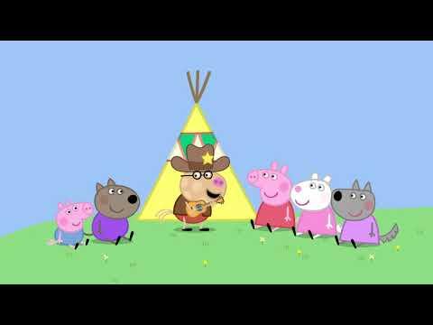 Мультфильм свинка пеппа
