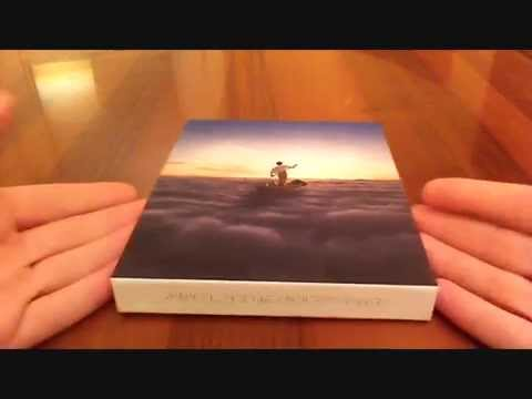 Pink Floyd The Endless River Unboxing (deluxe 2-disc set CD+DVD) Mp3
