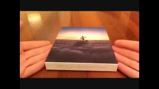 Pink Floyd The Endless River Unboxing (deluxe 2-disc set CD+DVD)