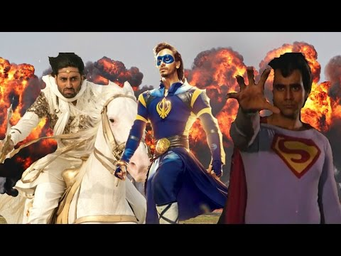 Top 5 Worst Bollywood SuperHero Movies
