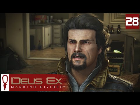Deus Ex Mankind Divided Gameplay Part 28 - Johnny Gunn - Lets Play [Stealth Pacifist PC]