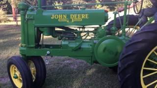 John Deere A 1936