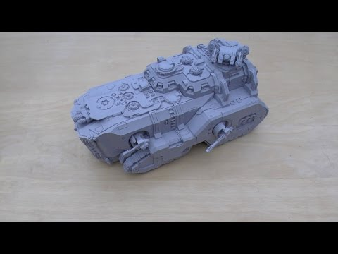 Space Marine Mastodon - Review (WH40K)