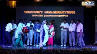 ALLEN's IIT-JEE 2016 Victory Celebration - Medals & Award Distribution for Top 100