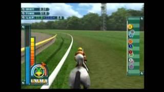 Gallop Racer 2004 Walkthrough Part 4 (Year 1)