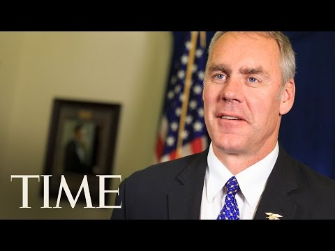 Senate Confirms Rep. Ryan Zinke As Interior Secretary | TIME