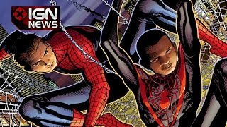 Spider-Man Miles Morales to Join The All-New, All-Different Avengers! - IGN News