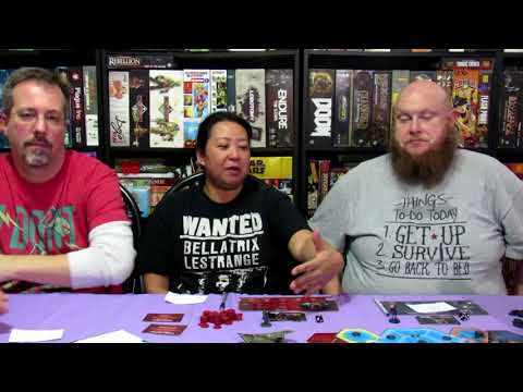 Review of Risk Captain America Civil War by Hasbro Gaming