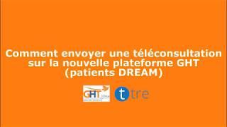 Tutorial Richieste pazienti Dream (Fr)