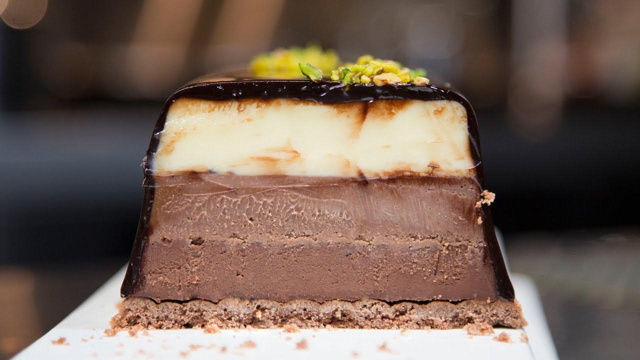 Recette gateau mousse 3 chocolat marmiton