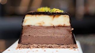 Le fondant aux 3 chocolats...  Si gourmand !