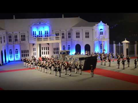 Netherlands Marine Corps @ The Netherlands Military Tattoo