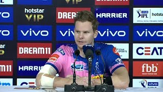 Surprised by management's decision to appoint me as captain Steven Smith