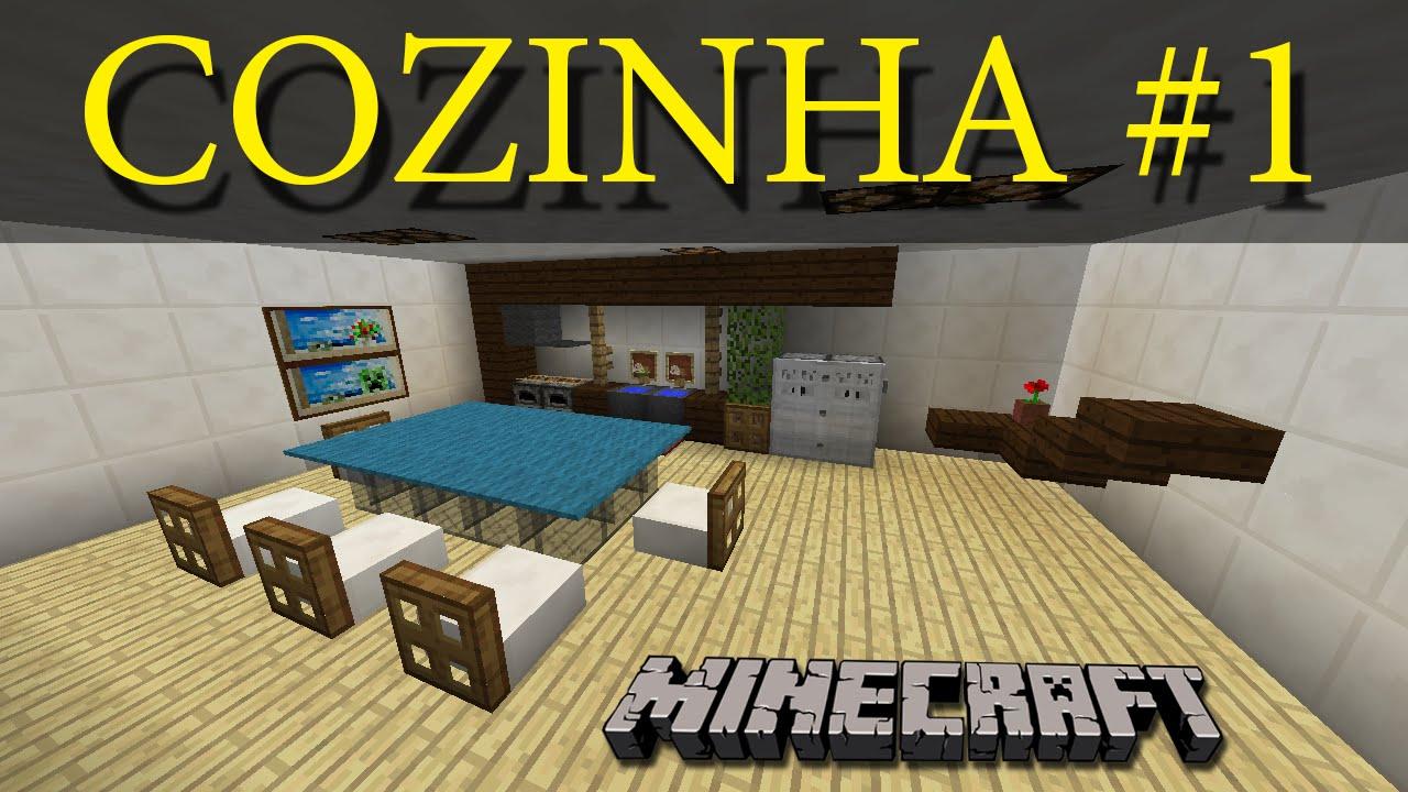 Decorar Cozinha Minecraft Beyato Com V Rios Desenhos Sobre