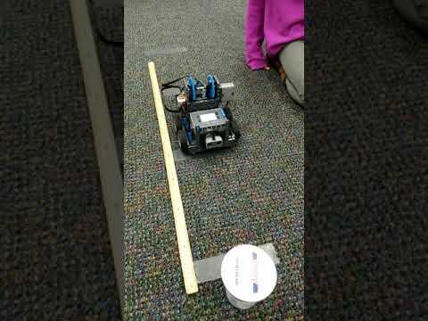 Haslett Middle School robotics class