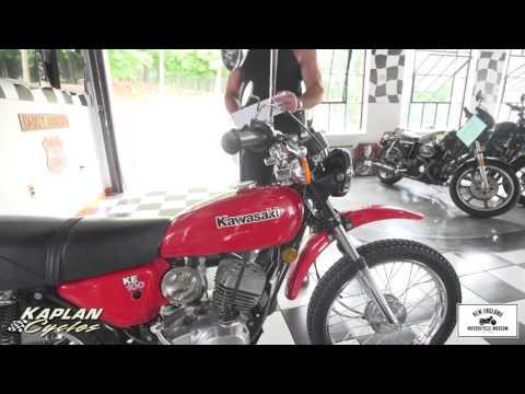 1980 Kawsaki KE100