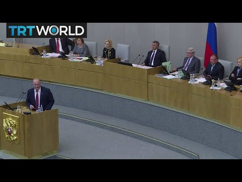 Russia Media War: Russia's Duma votes to pass foreign media law