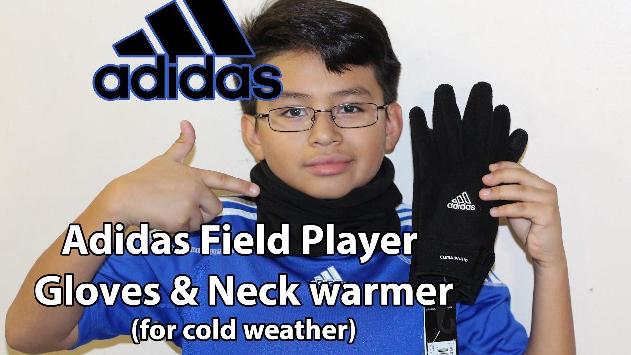 adidas fleece neck warmer