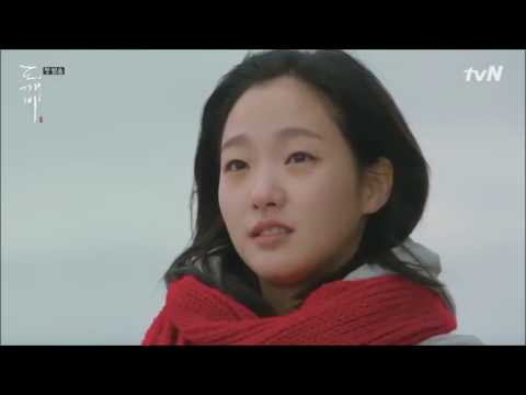 Download Kim Shin Meets Ji Eun Tak for The First Time (Goblin: The Lonely and The Great God EP01)