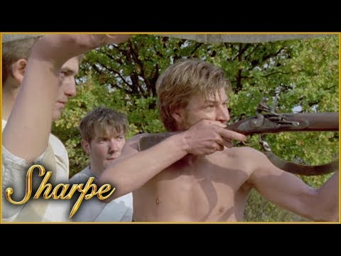Sharpe Teaches How To Shoot | Sharpe