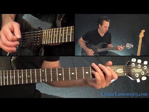 Volbeat - Still Counting Guitar Lesson