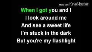 Jessie J- Flashlight (Karaoke short version)