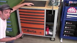BETA C24SL Rolling Tool Cabinet - BETA Utensili