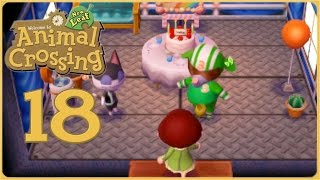Aurora's Naturalist Studies & Big Top's Birthday!! • Animal Crossing: New Leaf - Episode #18
